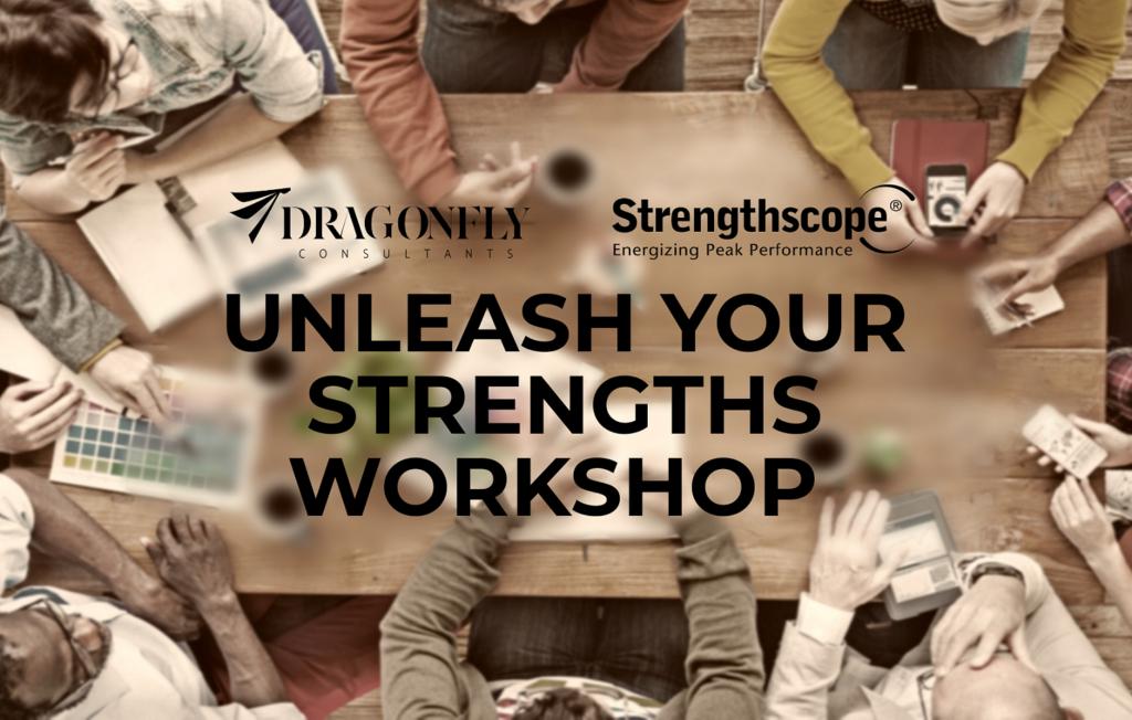 unleash your strengths workshop
